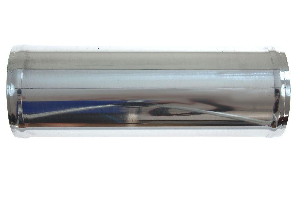 Rura aluminiowa 0st 76mm 20cm - GRUBYGARAGE - Sklep Tuningowy